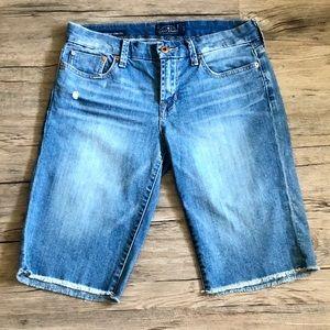Lucky Brand Boardwalk Bermuda Shorts